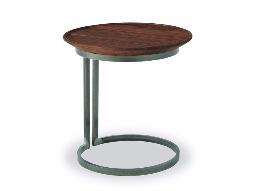 Round coffee table WING | Round coffee table by Riva 1920