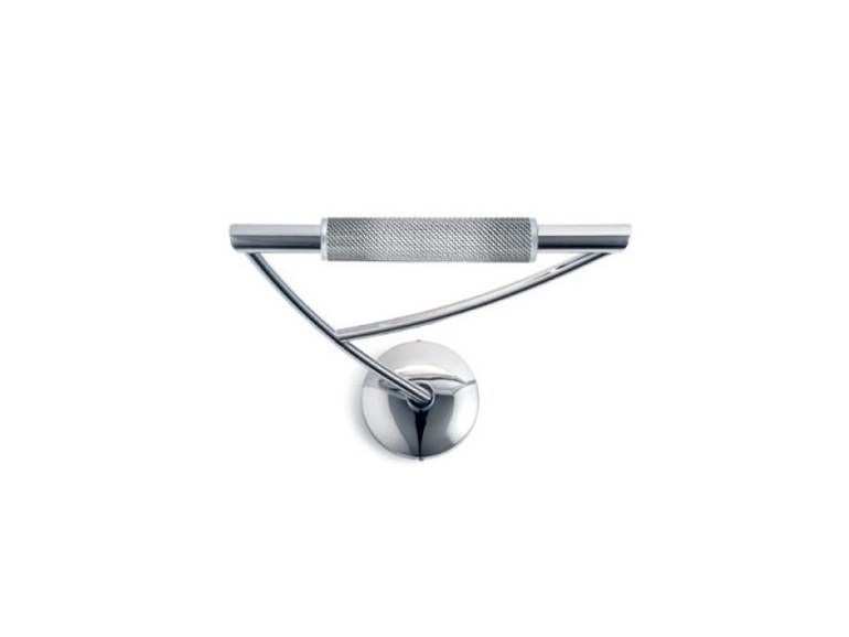 Chrome plated wall lamp WING | Wall lamp by PANZERI