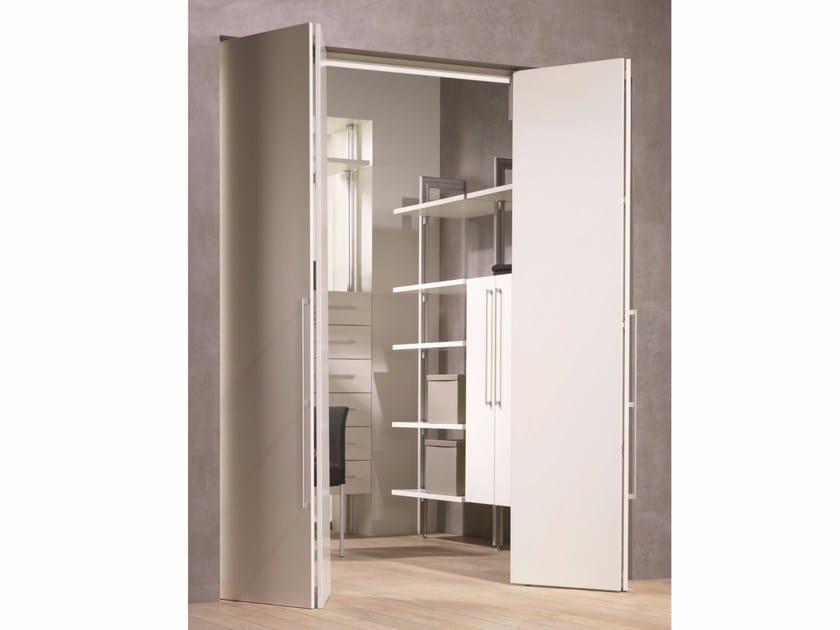 Folding doors system WINGLINE 230 by Hettich