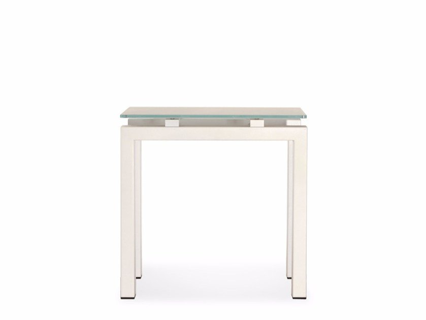 Square Xeramica coffee table WINGS | Square coffee table by Joli