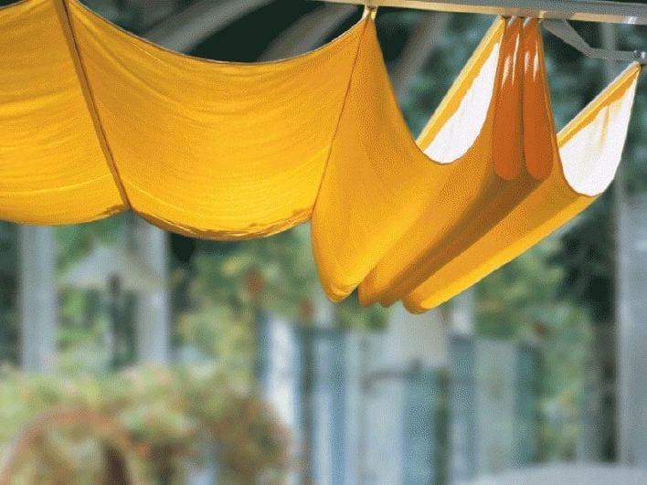 Fabric roller blind WINTER GARDEN by Arquati Service