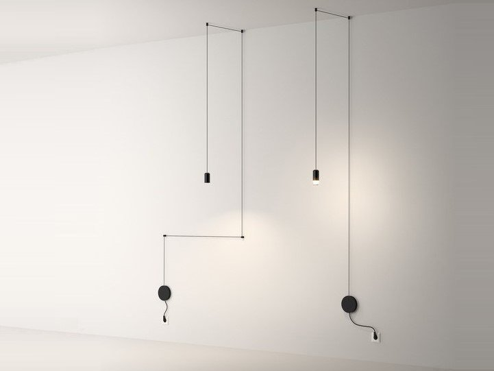 WIREFLOW FREEFORM | Pendant lamp
