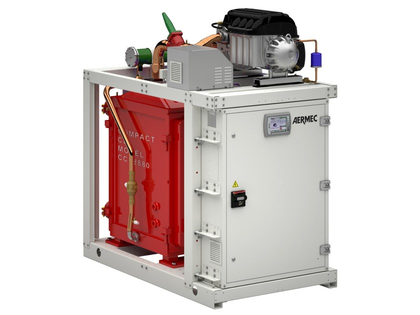 Water refrigeration unit WMG / WMX by AERMEC