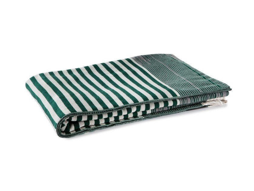 Striped blanket LONGITUDINI | Blanket by Atipico