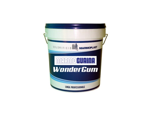 Membrana liquida poliuretanica impermeabilizzante WONDERGUM by Marmoplast