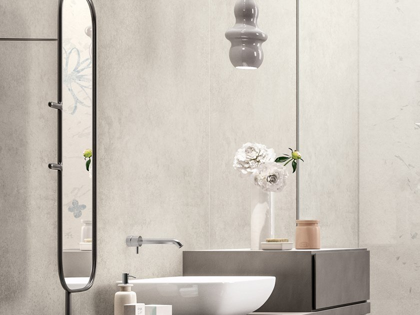Indoor porcelain stoneware wall tiles WONDERWALL - FREESTYLE by COTTO D'ESTE