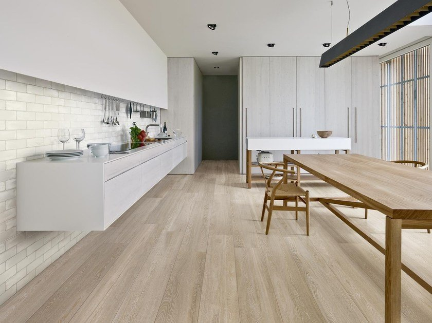 Porcelain stoneware flooring with wood effect WOODGRACE by Ragno