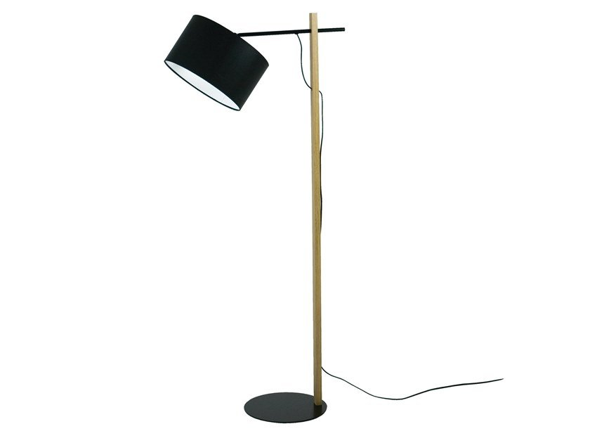 Floor lamp WORD | Floor lamp by LUZ EVA