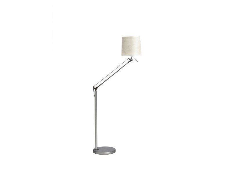 Direct light height-adjustable floor lamp WORK by ALMA LIGHT