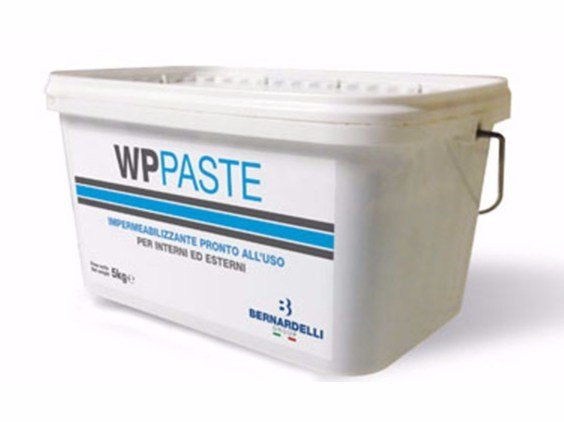 Liquid waterproofing membrane WPPASTE by Bernardelli Group