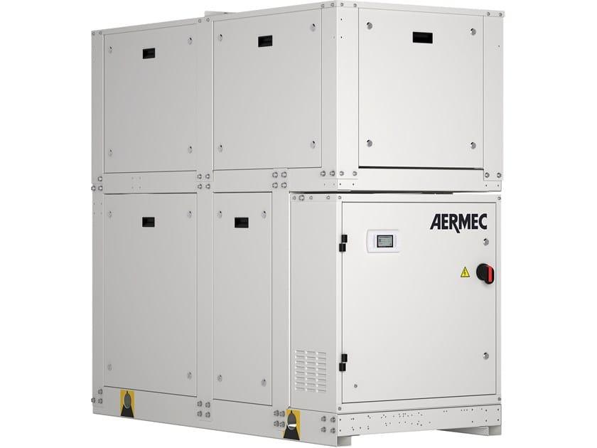Wasser/Wasser Wärmepumpe aus Metall WRK by AERMEC