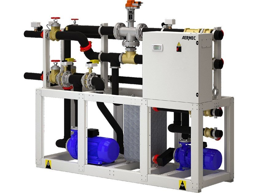 Refrigerador de água WST by AERMEC