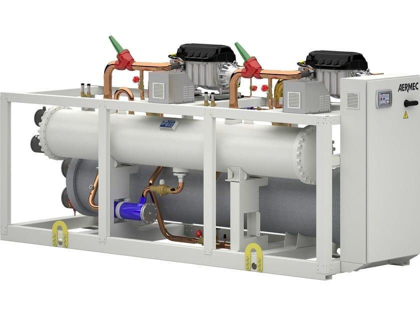 Water refrigeration unit WTX by AERMEC