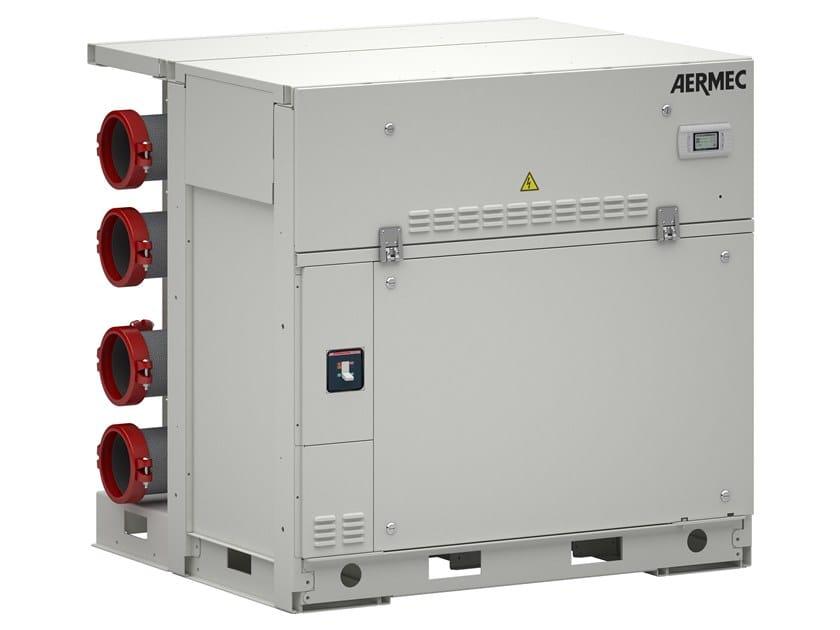 Water to water Heat pump WWM by AERMEC