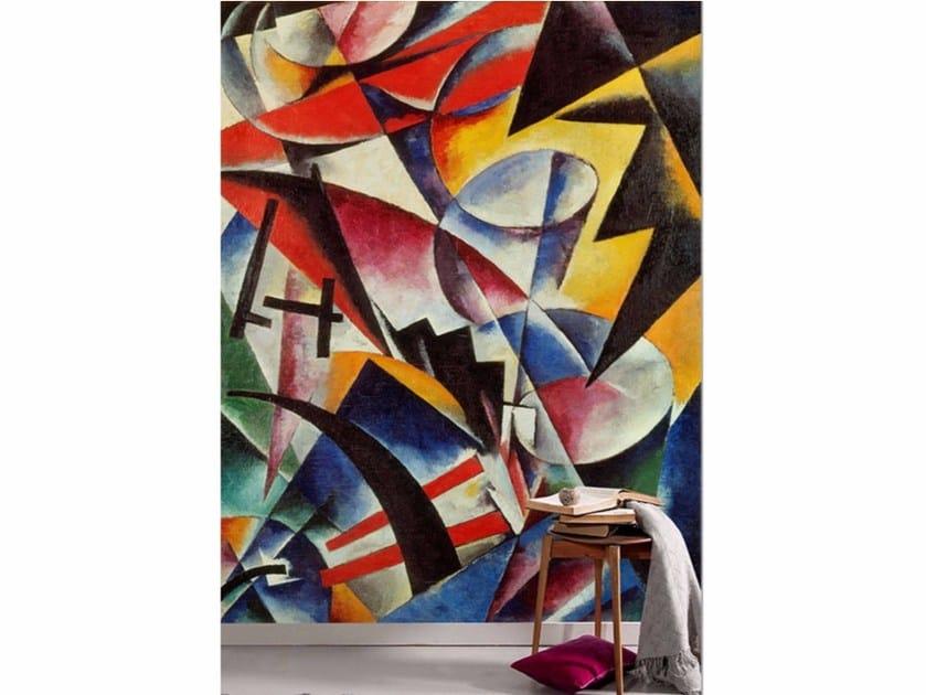 Wallpaper COSTRUZIONE PITTORICA by Wallpepper