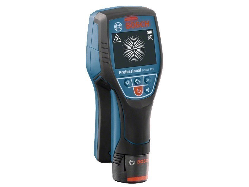 Measurement, control, thermographic and infrared instruments Wallscanner D-tect 120 Professional by BOSCH PROFESSIONAL