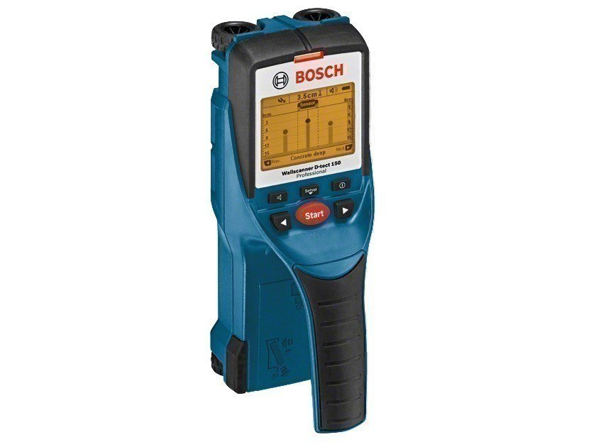 Measurement, control, thermographic and infrared instruments Wallscanner D-tect 150 Professional by BOSCH PROFESSIONAL