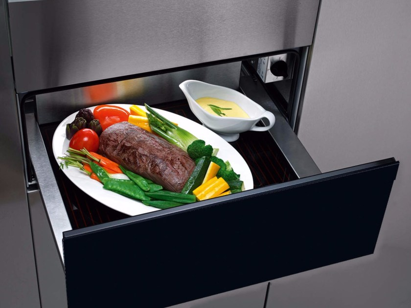 Built-in warming drawer Warming drawer by V-ZUG
