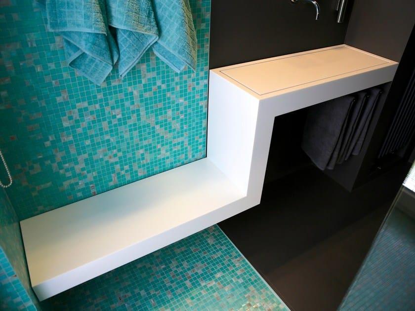 Piano lavabo / lavabo Piano lavabo by baqua