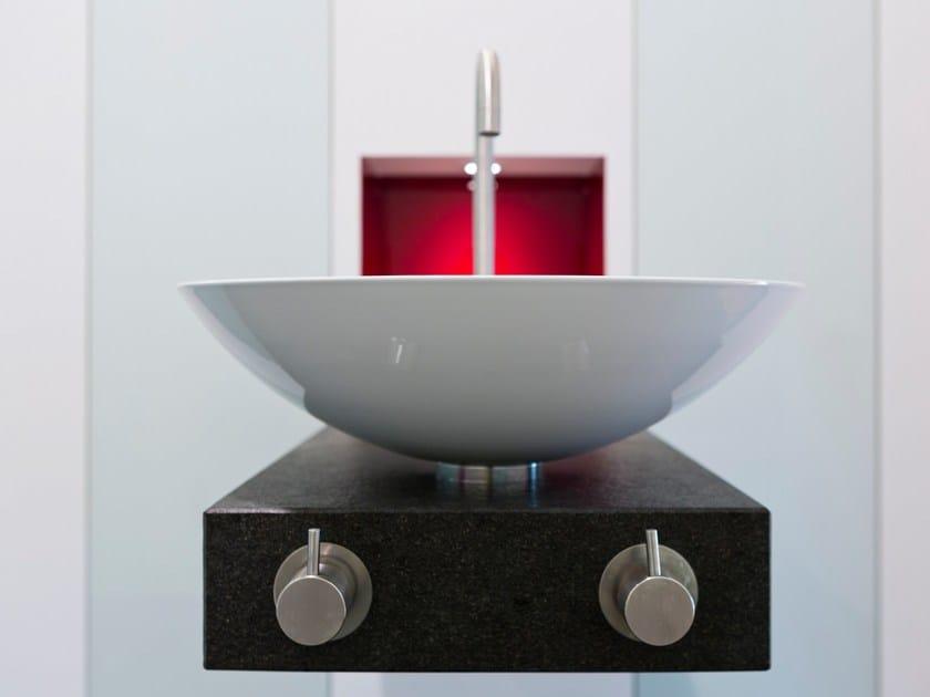 Piano lavabo Piano lavabo by baqua