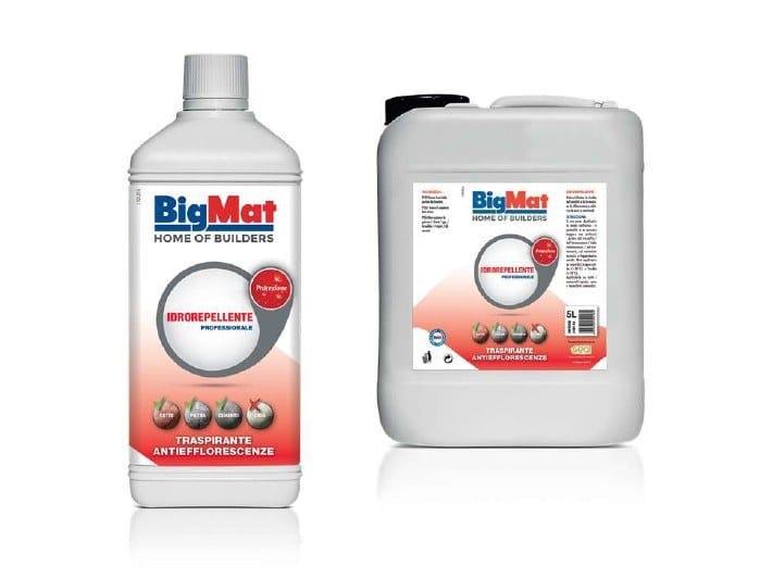 Microemulsione in acqua di oligomeri silano/silossanici Idrorepellente traspirante by BigMat