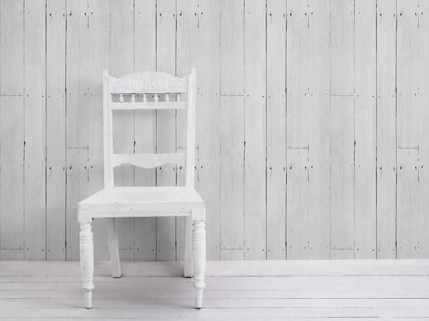 Wallpaper WHITE PLANK by Mineheart