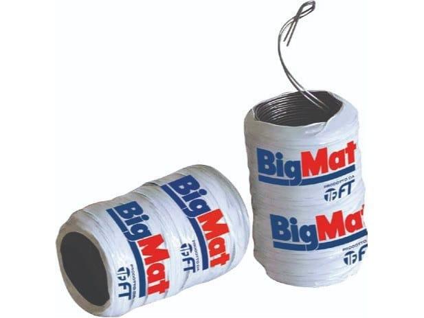 Filo cotto bianco in bobine a 2 capi Filo cotto bianco by BigMat