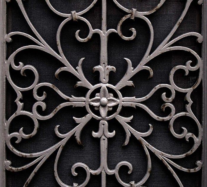 WROUGHT METAL GATE