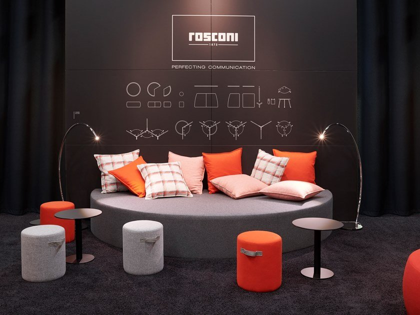 Office booth X.CENTRIC by rosconi