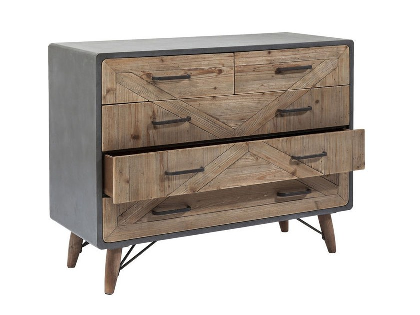 MDF chest of drawers X FACTORY | Chest of drawers by KARE-DESIGN
