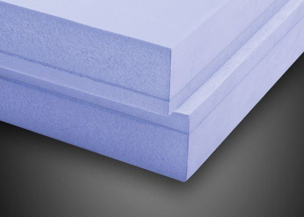 XPS thermal insulation panel X-FOAM® by Ediltec