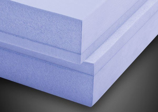 XPS thermal insulation panel X-FOAM HBT 700 by Ediltec