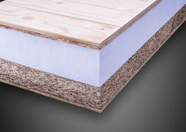 XPS thermal insulation panel X-FOAM WR LC | Thermal insulation panel by Ediltec