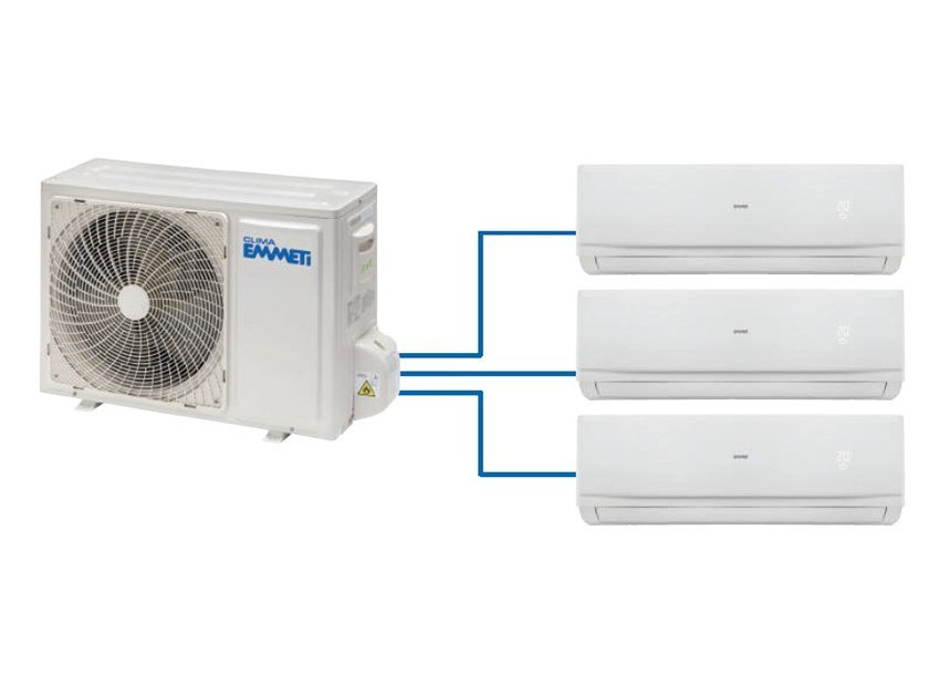 Trial inverter wall mounted air conditioner X-REVO TRIAL