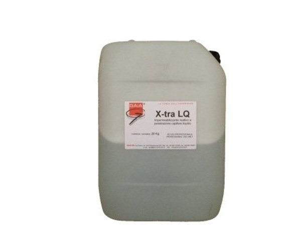 Surface protector for concrete X-TRA LQ by GAIA