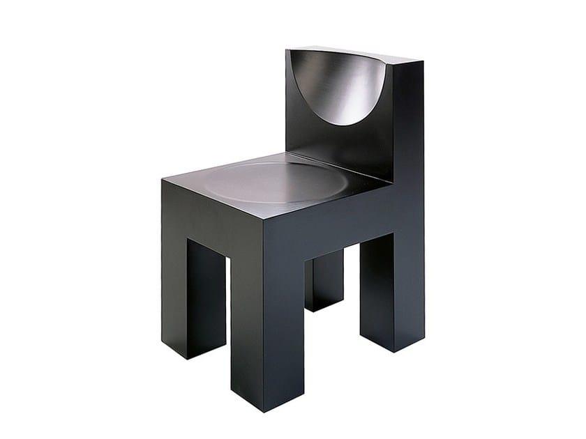 Wooden chair X1 by Draenert