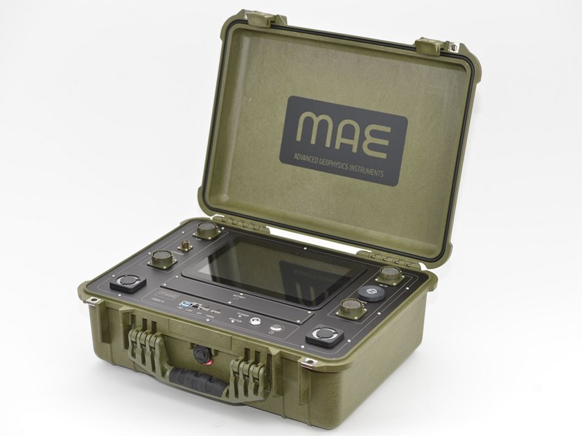 Seismic acquirer X820S by Mae