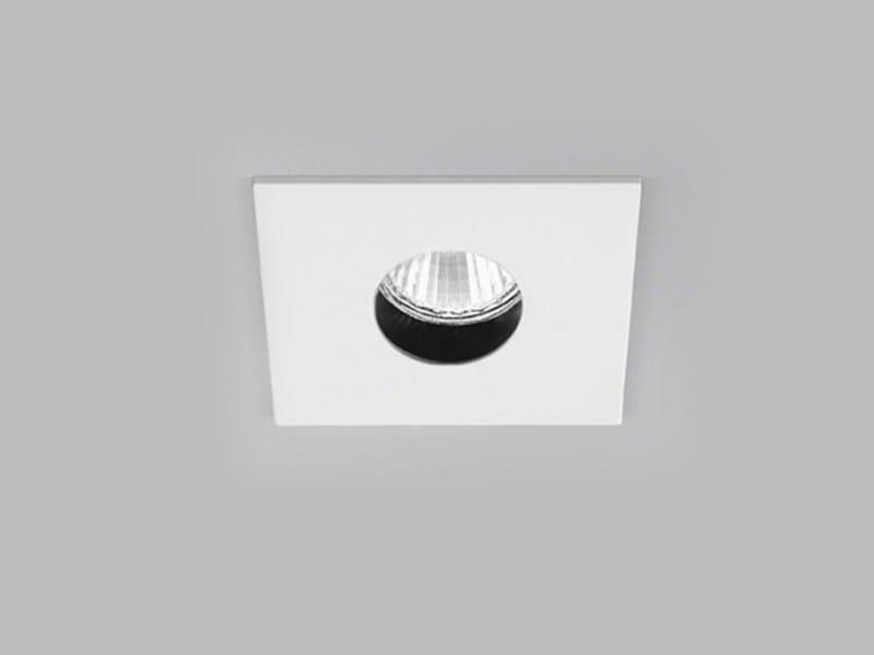 Ceiling recessed aluminium spotlight XA2103 | Spotlight by PANZERI