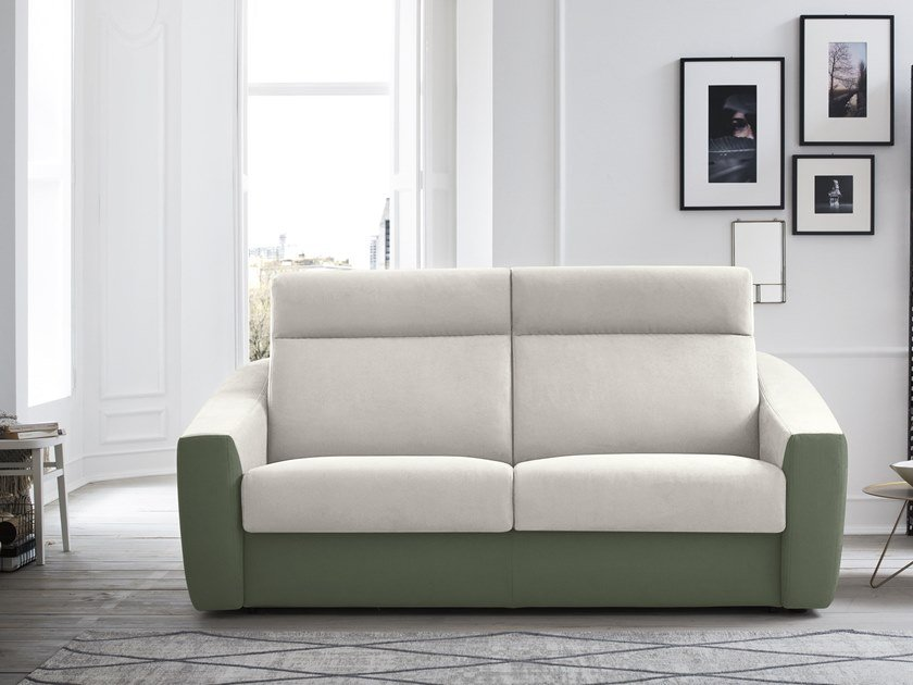 3 seater fabric sofa bed XAVIER by Felis