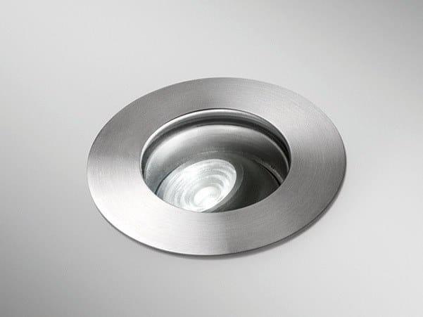 Lampada ad immersione a LED in acciaio inox per fontane XENO F by BEL-LIGHTING