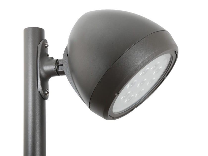 LED aluminium street lamp XEON by GHM-ECLATEC