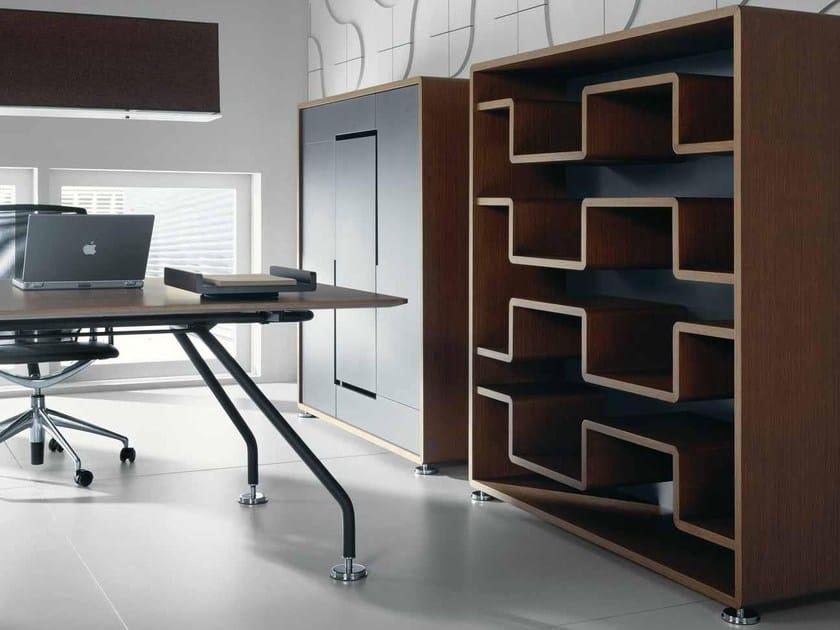 Open office shelving XEON | Office shelving by BALMA