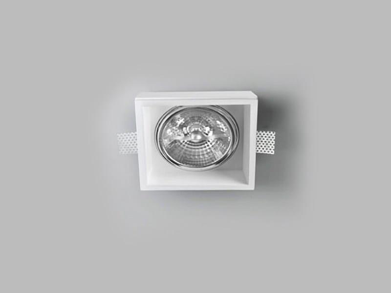 Gypsum spotlight XGQ0999 | Spotlight by PANZERI