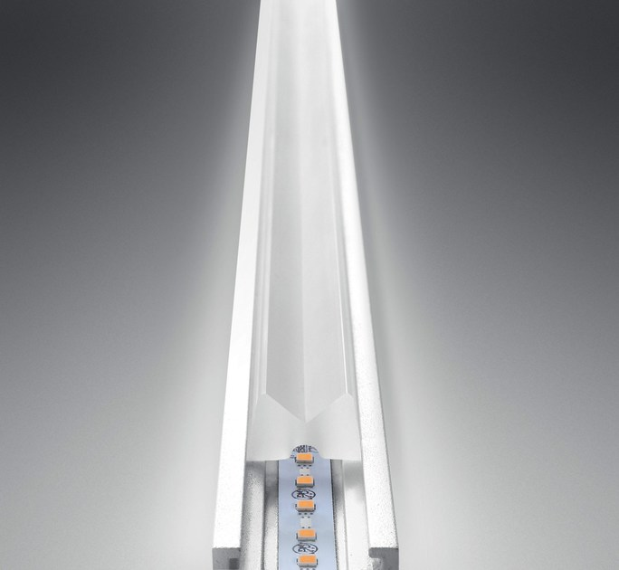 Alluminio Lampada Linea In Xilema Led Terra Light Da Group fl A GqVSMUzp