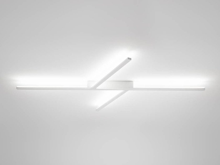 LED PMMA ceiling lamp XILEMA_S by Linea Light Group