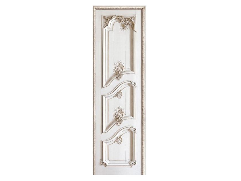 Polyester Tapestry XL LEFT PANELLING DOOR (SERIES 2) by Koziel