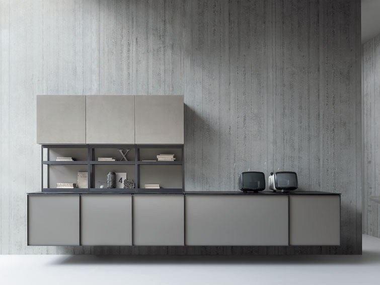 XP/LIVING | Storage wall By Zampieri Cucine design Stefano Cavazzana