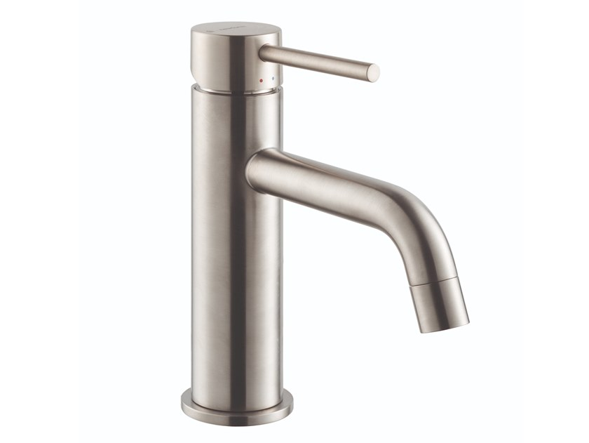 Countertop washbasin mixer without waste XT | Single handle washbasin mixer by newform