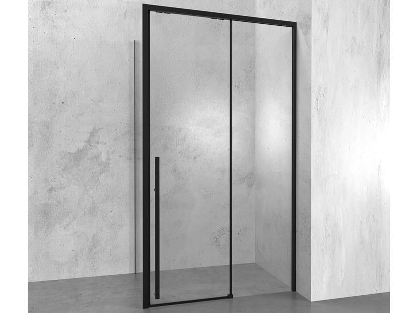 Chiusura doccia in cristallo XYZ+™ | Box doccia in cristallo by Jacuzzi®