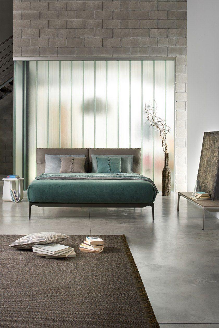YALE | Bett By MDF Italia Design Jean-Marie Massaud